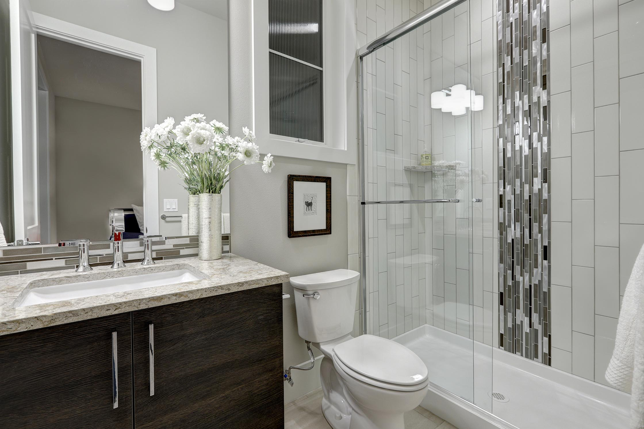 Bathroom Remodeling Greater Boston MA by A.W. Puma Constuction